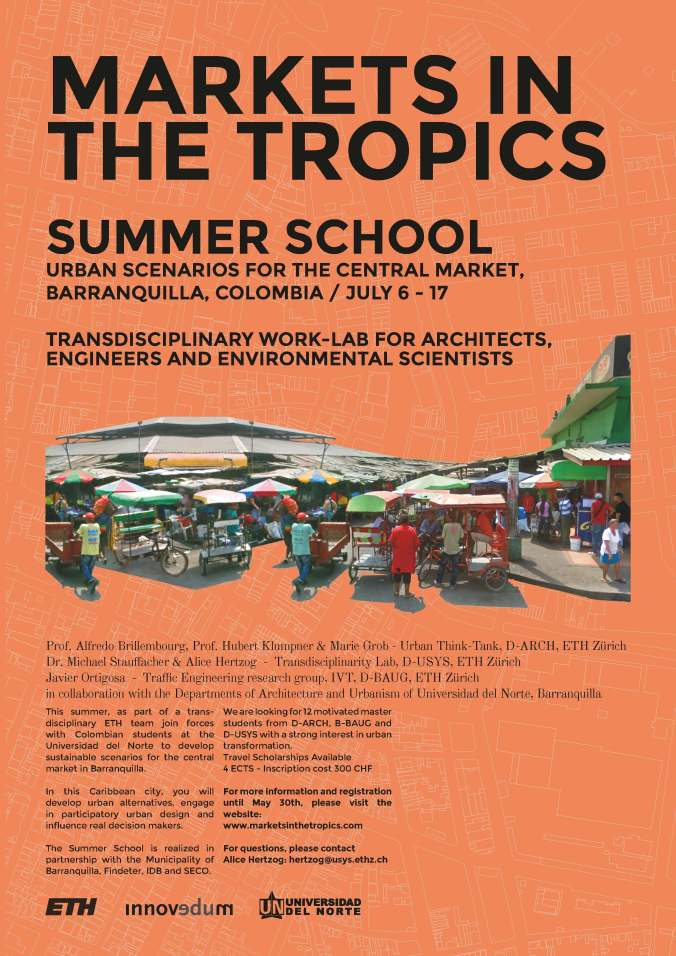 2015_Summerschool poster